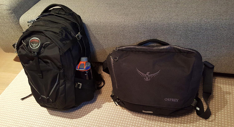 Osprey Nebula & Osprey Beta