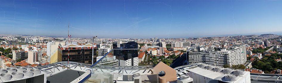 Another Lisbon panorama