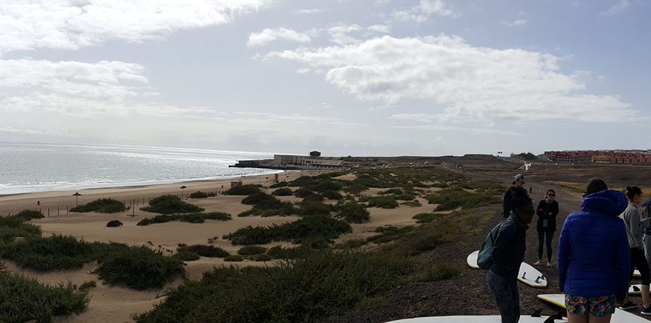 Puerto del Rosario Beach